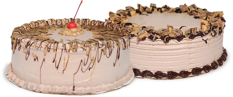 Custard's Last Stand ice cream cakes are great for any occasion!