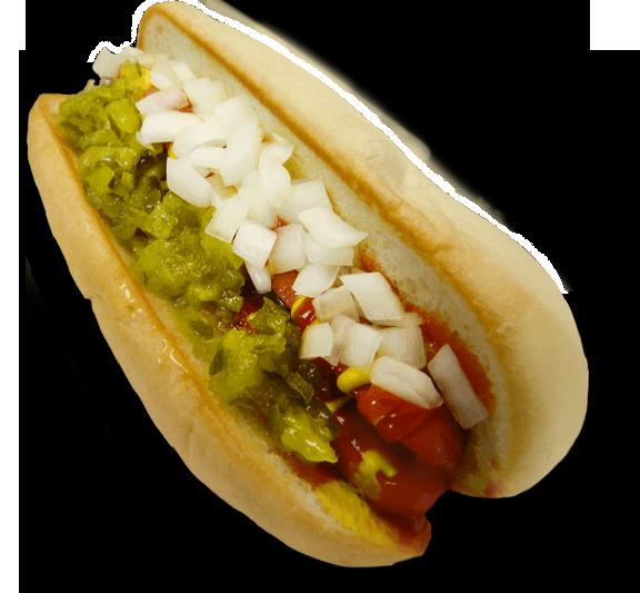 Rocking Dog Hot Dog