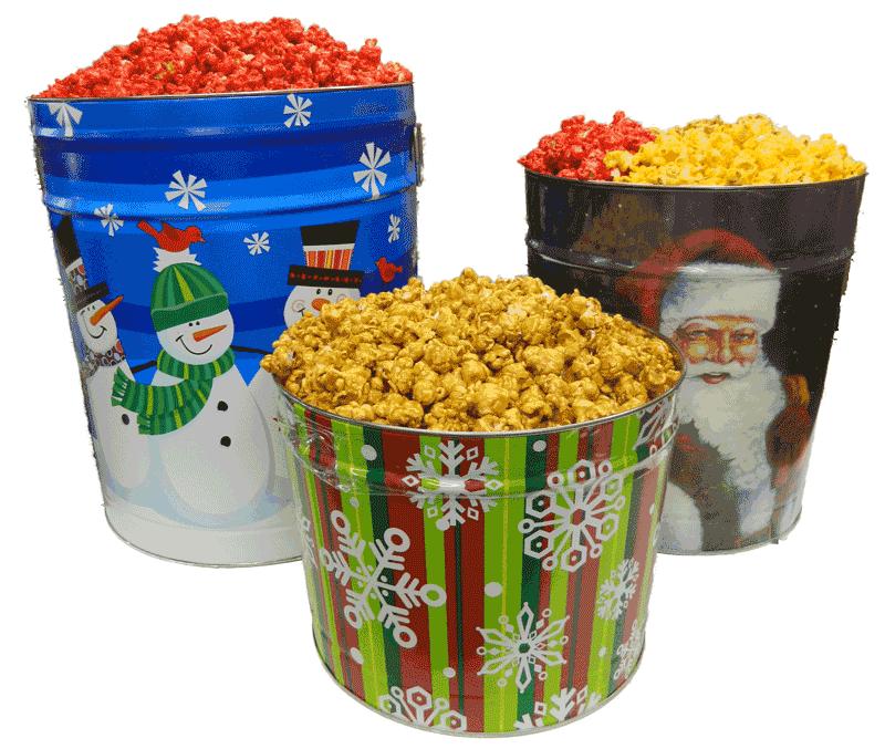 Custard's Last Stand Gourmet Popcorn