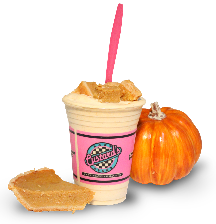 Pumpkin Pie Concrete
