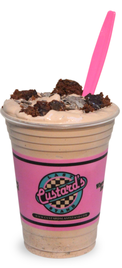 Triple Chocolate Concrete